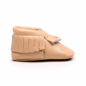 Other - NEW Tan soft sole baby moccasins